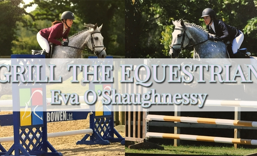Grill the Equestrian – EvaO'Shaughnessy