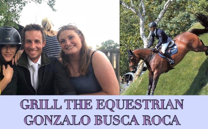 Grill the Equestrian – Gonzalo BuscaRoca