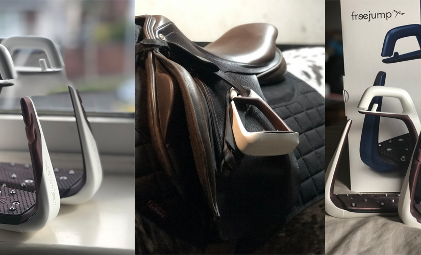 Product Review: FreeJump Soft Up ClassicStirrups