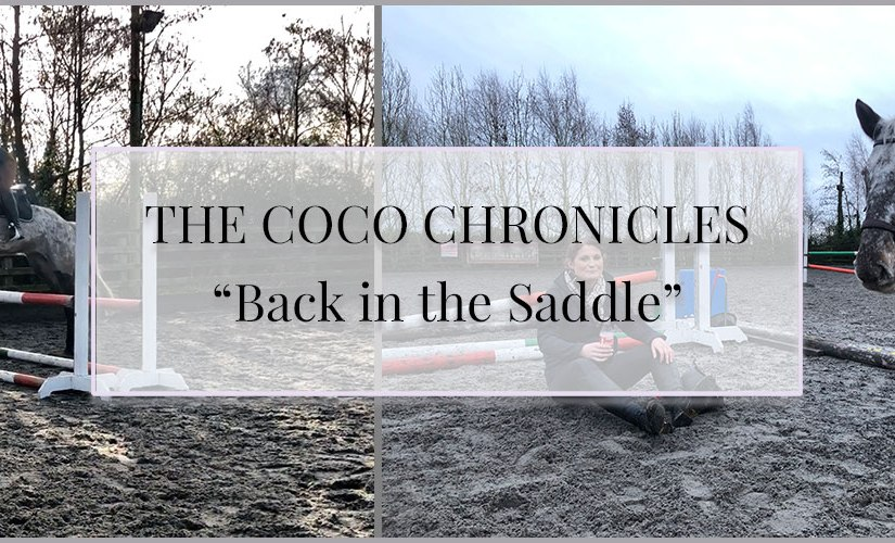 The Coco Chronicles ~ Back in theSaddle