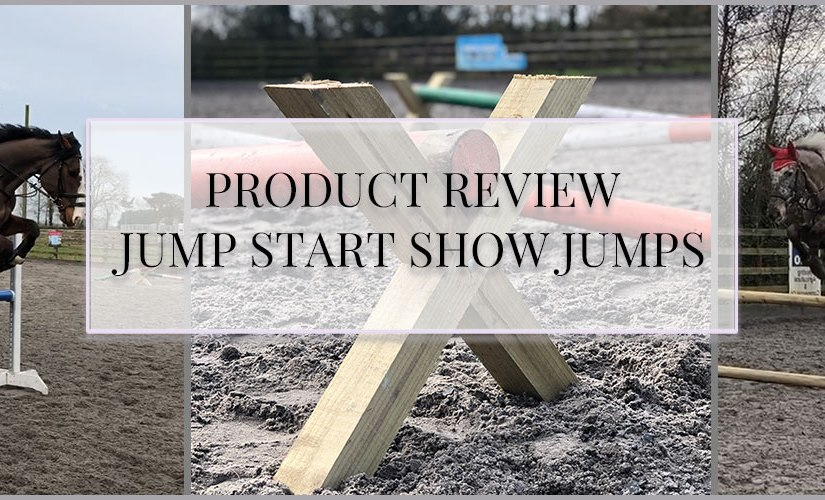 Product Review – Jump Start ShowJumps