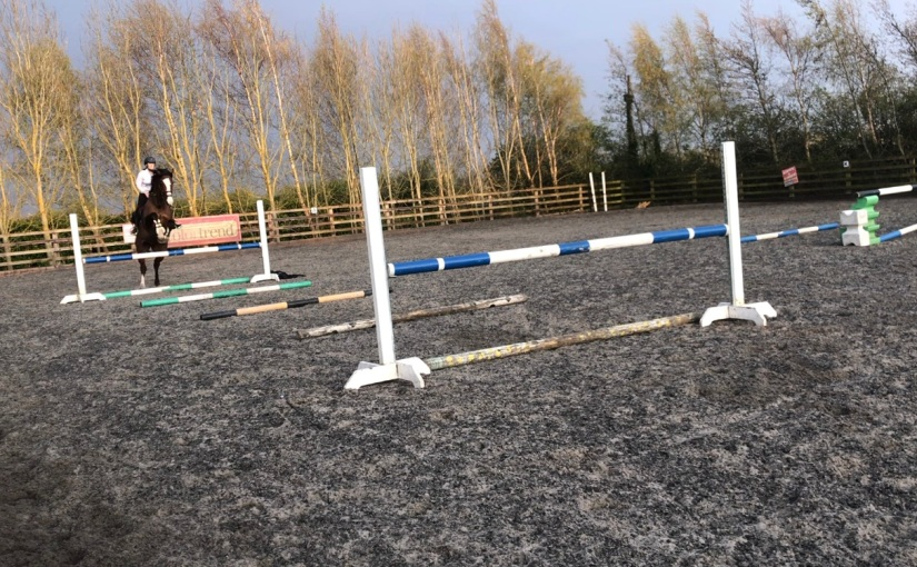 April Jumping Exercise – Bounce ItBitch