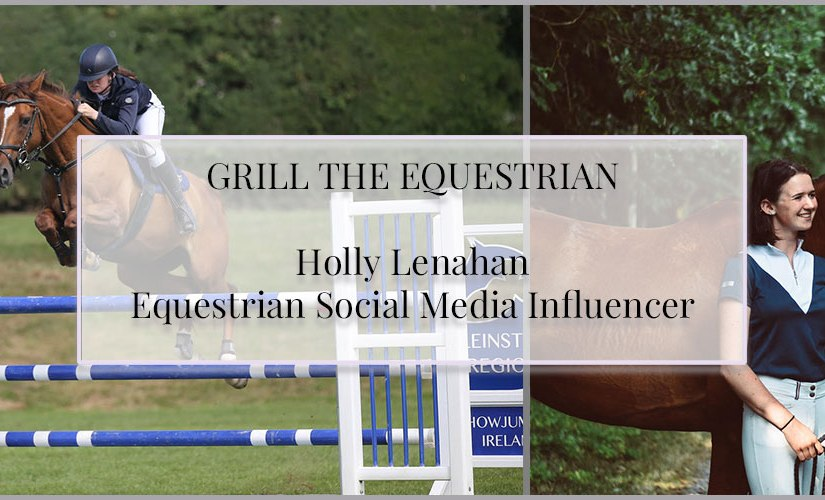 Grill The Equestrian – HollyLenahan