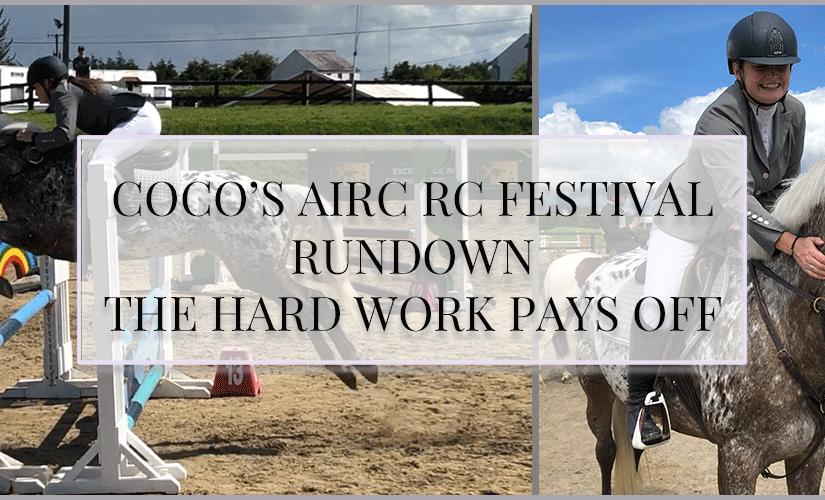 Coco's AIRC RC Festival Rundown – The Hard Work PaysOff!