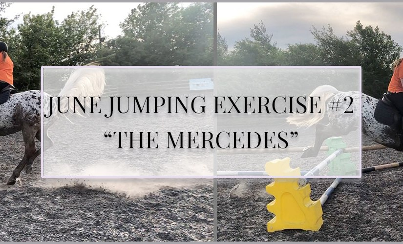 """June Jumping Exercise #2 – """"TheMercedes"""""""