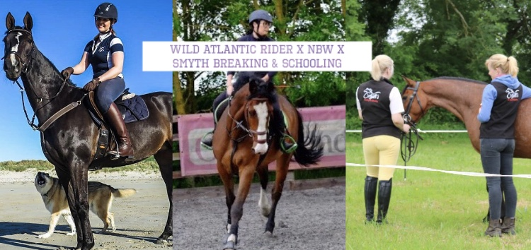 How Important Your Position is In The Saddle ft. Wild Atlantic Rider & Smyth Breaking &Schooling