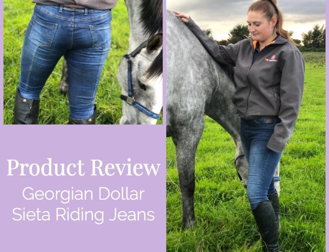Product Review – Georgian Dollar Sieta RidingJeans
