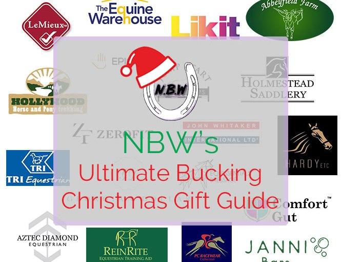 Ultimate Bucking Christmas GiftGuide