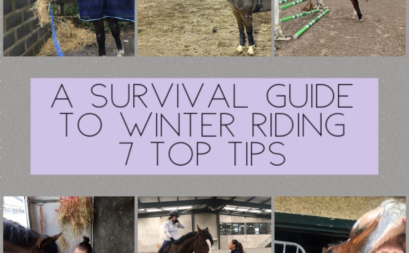 A Survival Guide To Winter Riding – 7 TopTips