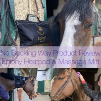 Product Review - Epiony Heatpad and Massage Mitt